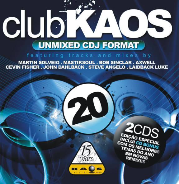 Club Kaos 20 - 2cds