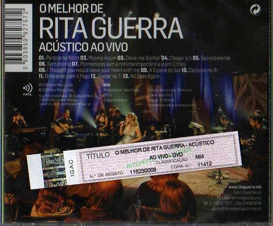 Acústico ao Vivo (cd + DVD)