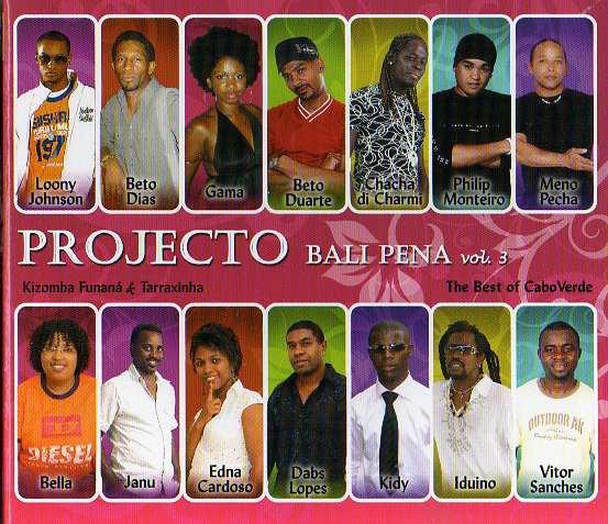 Projecto Bali Pena vol 3