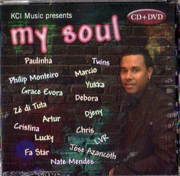 My Soul CD + DVD