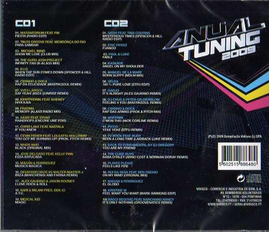 Anual Tuning 2009