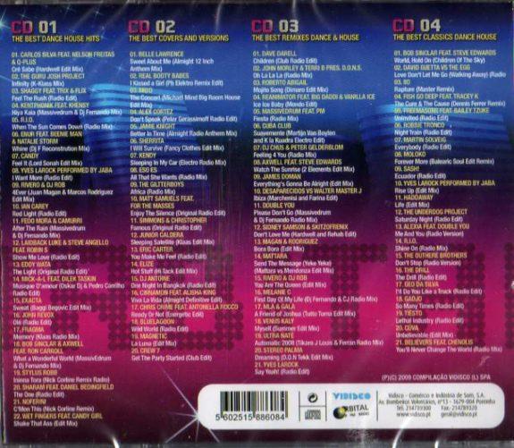 SELECTED BY DJ FERNANDO-4CDs