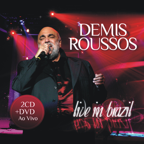 LIVE IN BRAZIL CD2 + DVD