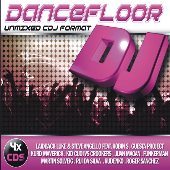 DANCEFLOOR DJ CD 4