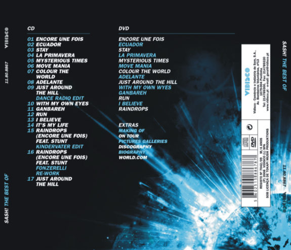 THE BEST OF-CD+DVD