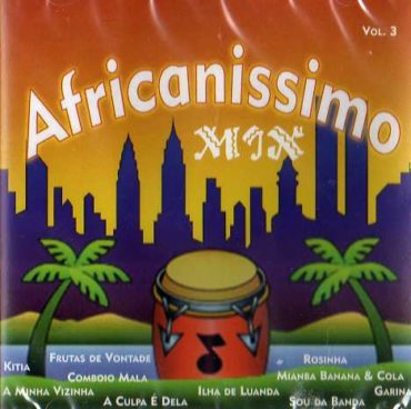 Africaníssimo Mix vol 3
