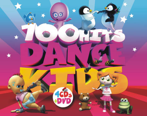 100 HITS DANCE KIDS