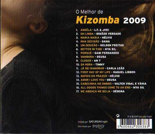 O Melhor de Kizomba 2009