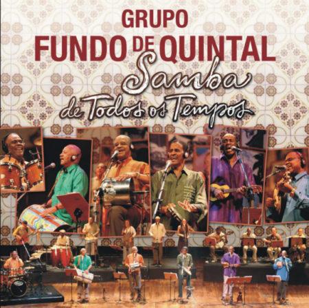 SAMBA DE TODOS OS TEMPOS-CD