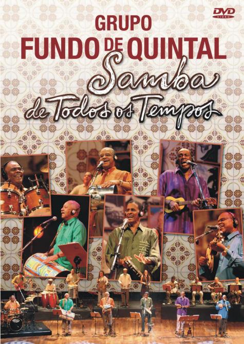 SAMBA DE TODOS OS TEMPOS-DVD