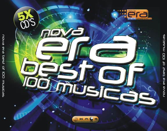 NOVA ERA BEST OF 100 MÚSICAS