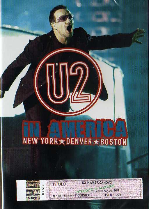 In America - New York-Denver-Boston