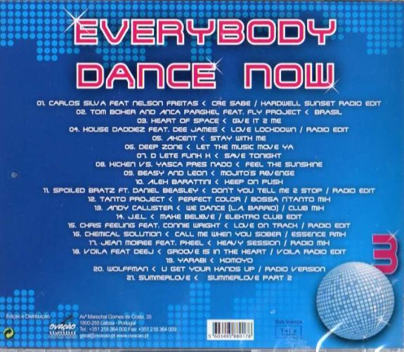 Everybody Dance Now 3