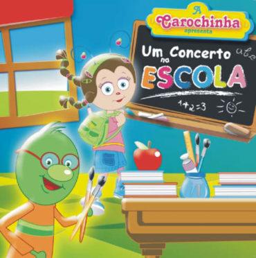 Um concerto na escola CD