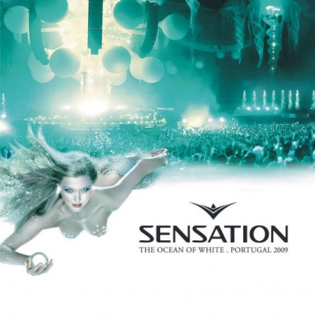 SENSATION - The Ocean Of White .Portugal 2009