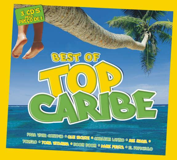 Best of Top Caribe - Pack de 3 CDs