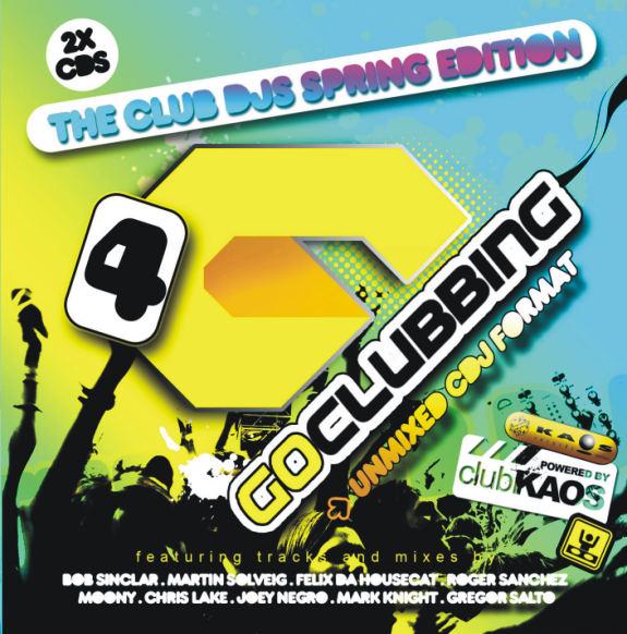 GO CLUBBING 4