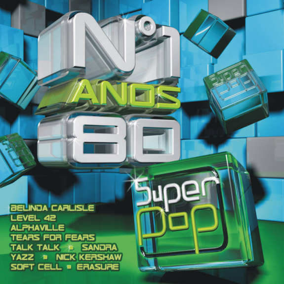 Nº1 Anos 80 - Super Pop