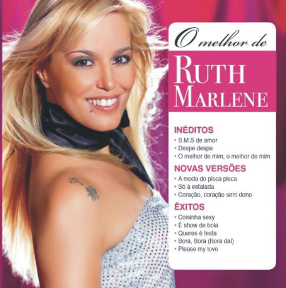 Ruth Marlene - O Melhor