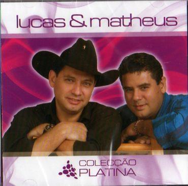 Lucas & Matheus - Colecção Platina 2009