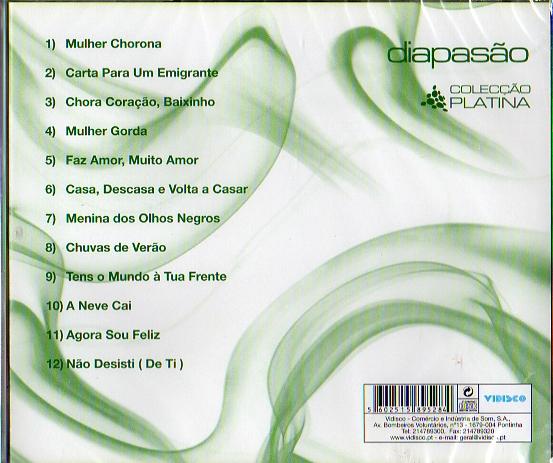 Diapasão - Colecção Platina 2009