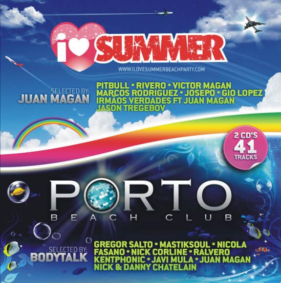 I love summer/Porto Beach Club