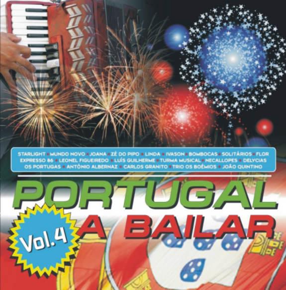 Portugal a bailar Vol. 4