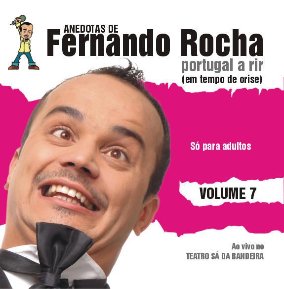 Portugal a rir (em tempo de crise) Vol. 7