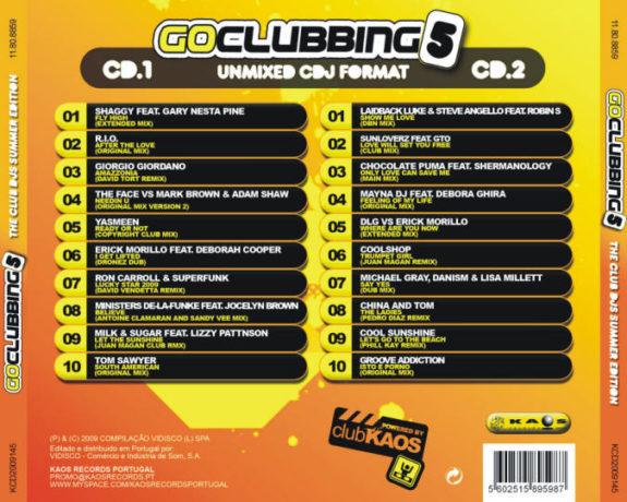 Go Clubbing 5