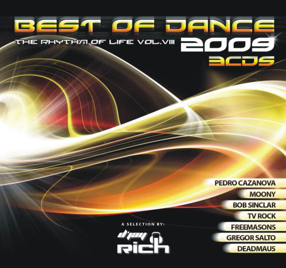 Best Of Dance 2009 - The Rhythm Of Life Vol. Vlll