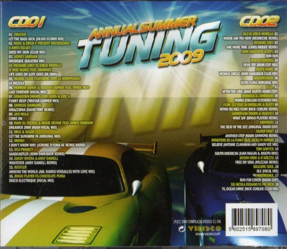 ANNUAL SUMMER TUNING 2009
