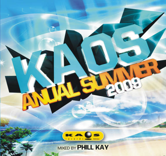 Kaos Anual Summer