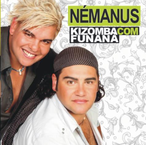 Kizomba com Funaná