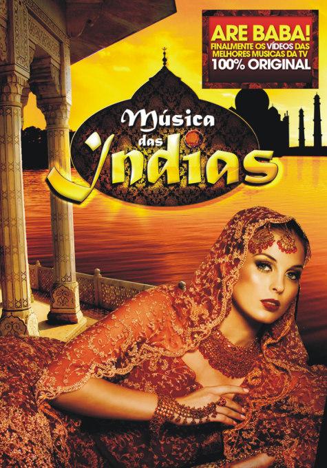 Música das Indias - DVD