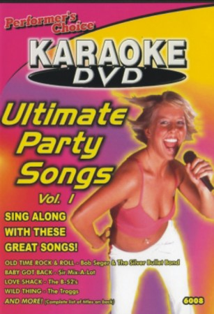Ultimate Party Songs Vol. 1