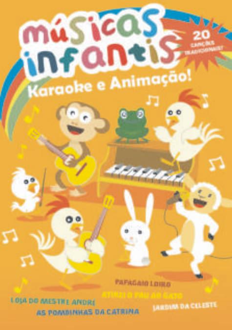 Musicas Infantis - DVD