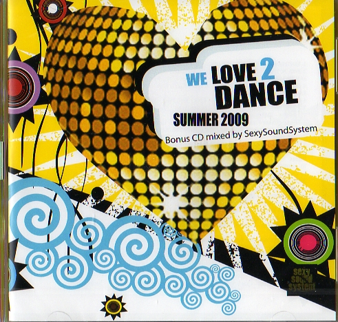 We Love 2 Dance Summer 2009
