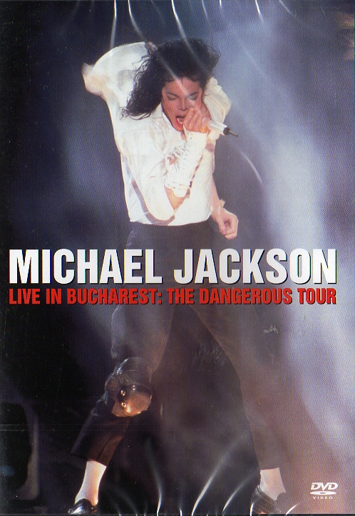 Ljve IN Bucharest: The Dangerous Tour