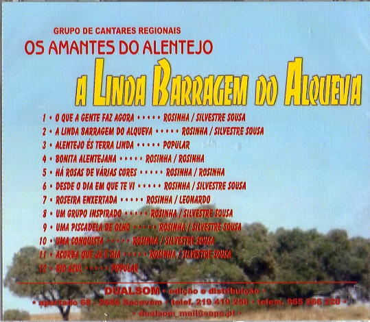 A Linda Barragem do Alqueva