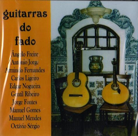 Guitarras do Fado
