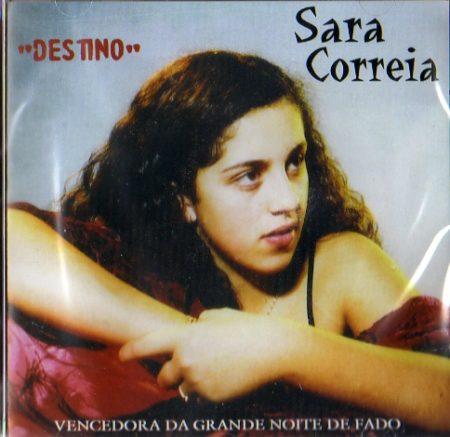 Sara Correia - Destino