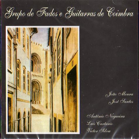 Grupo de Fados e Guitarras de Coimbra