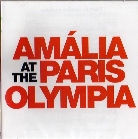 Amália At The Paris Olympia - Colecção Património