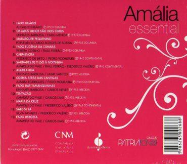 Amália Essential - Colecção Património