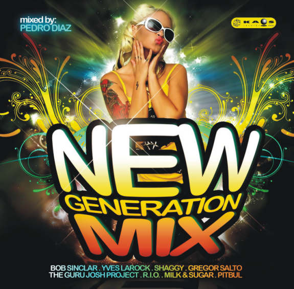 New generation Mix