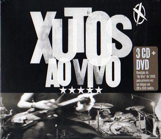 AO VIVO (edição especial 3cd+dvd )