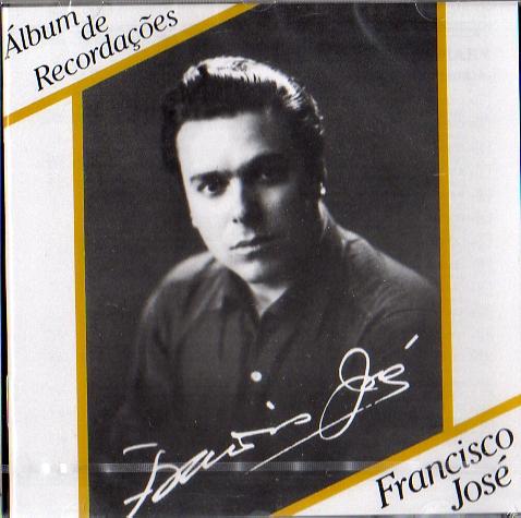 Francisco José - album de recordações