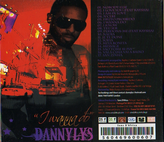 Dannylys - I Wanna Do