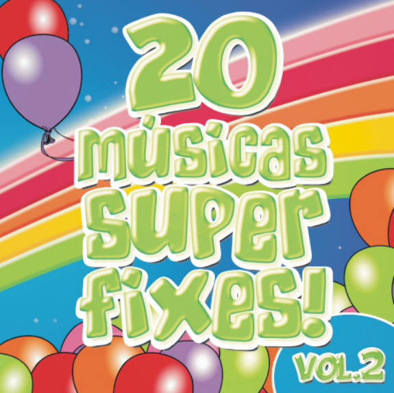 20 músicas Super Fixes Vol. 2