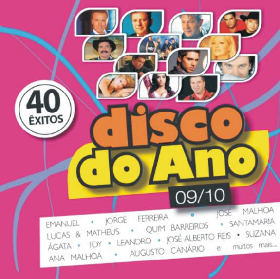 Disco do Ano 09/10